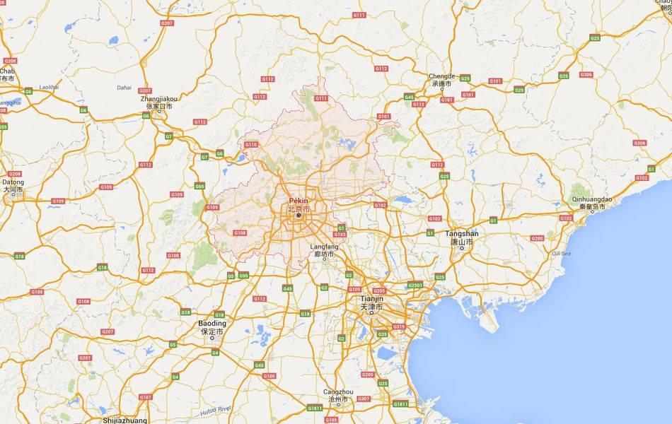 Región de Pekín