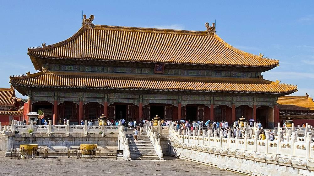 Palacio de la pureza celestial