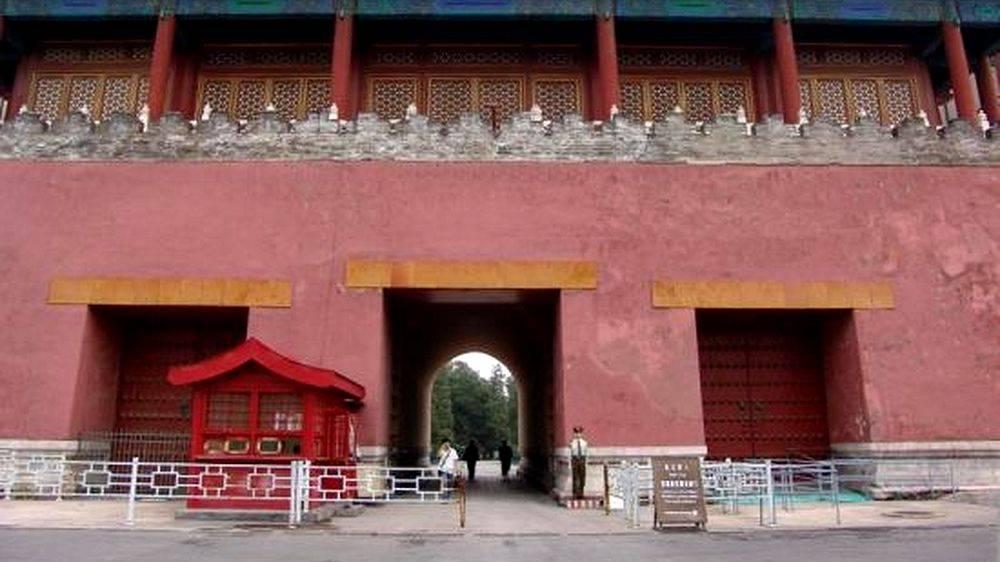 Puerta de la gloria occidental