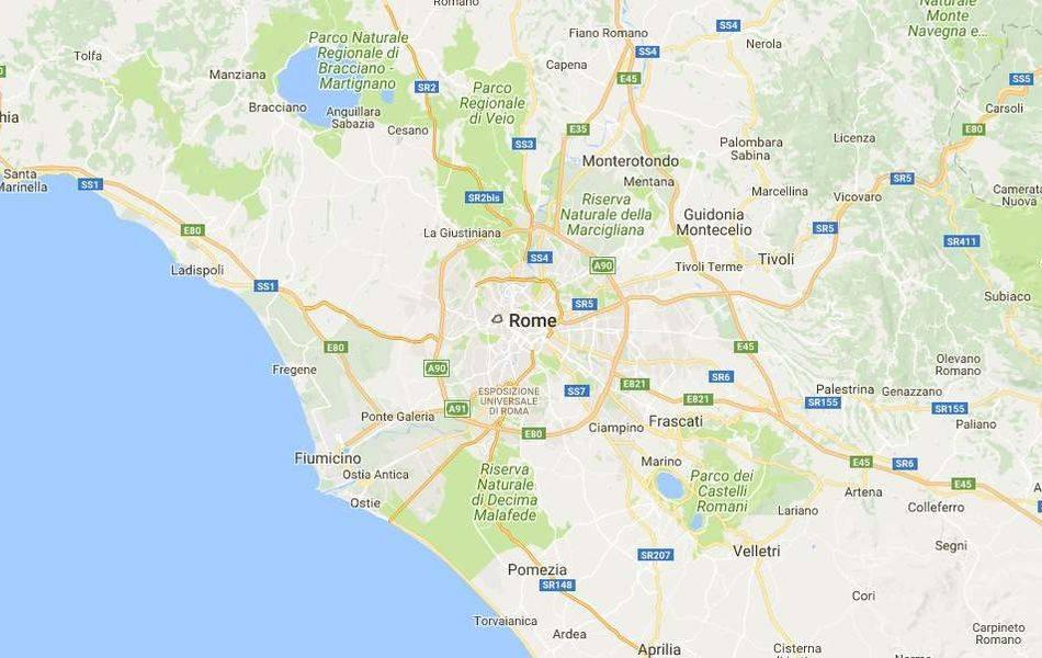 Región de Roma