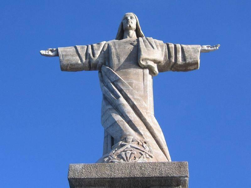 Réplica du Cristo Rei