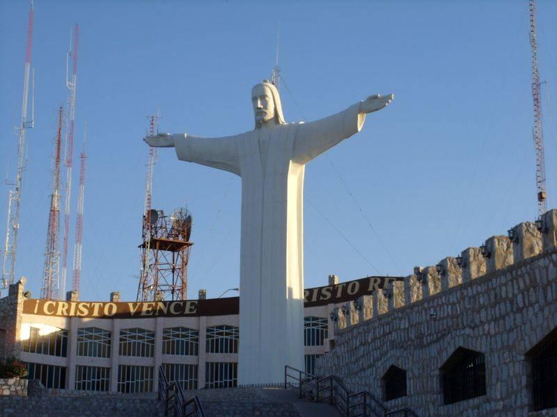 Réplica de Cristo de la Noas