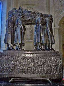 La tumba del mariscal Foch