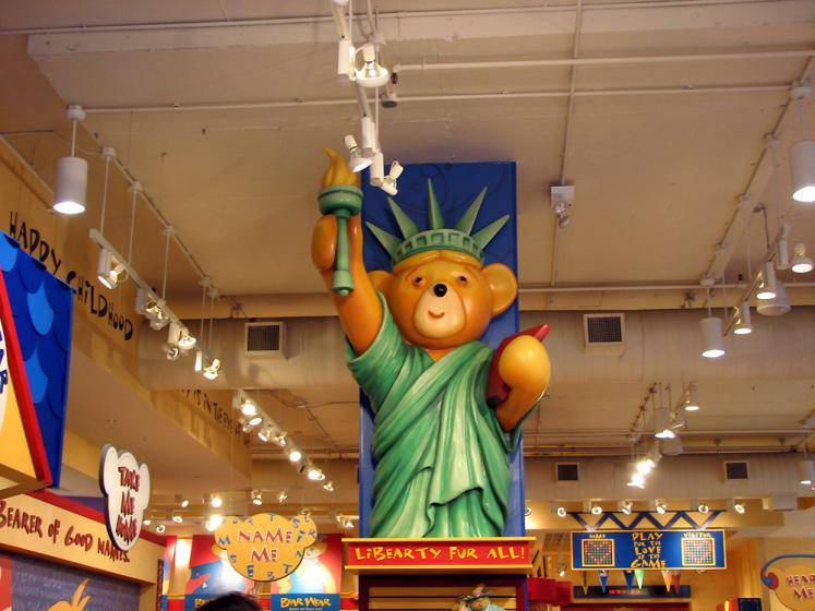 Tienda Build-a-Bear