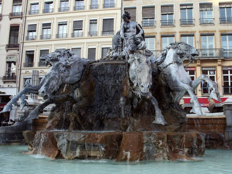 Fuente Bartholdi