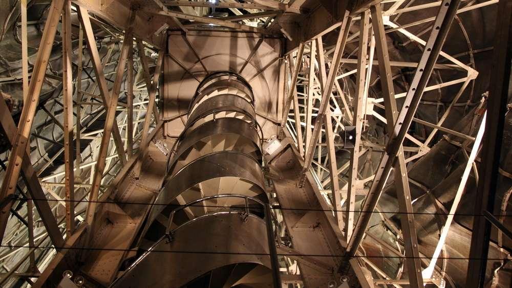 La estructura interna