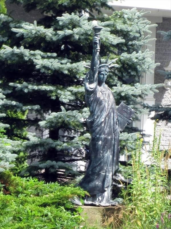 Réplica en St-Jean-sur-Richelieu
