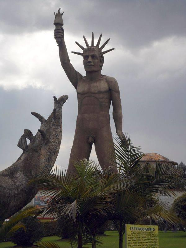 Réplica en Bogota