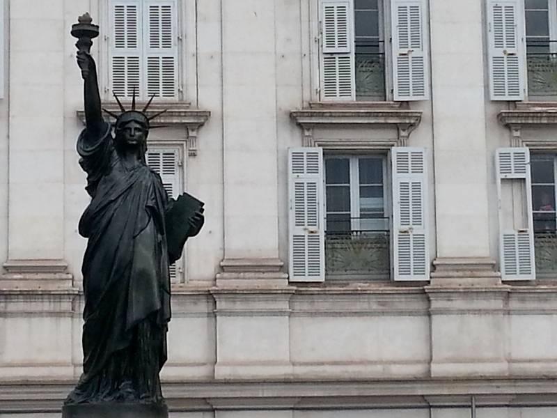 Réplica en Nice