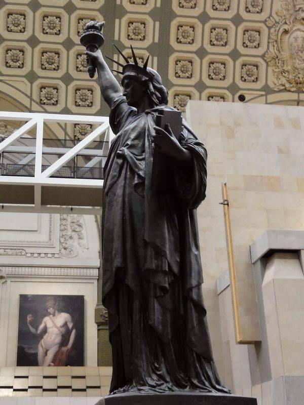 Réplica del Museo de Orsay
