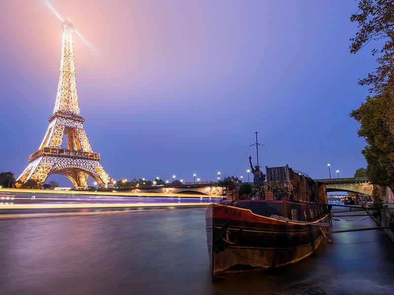 Réplica en París