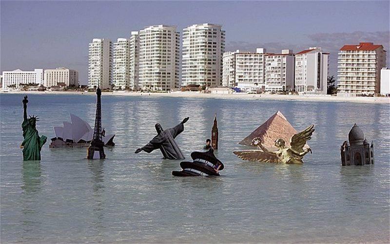 Réplica en Cancun