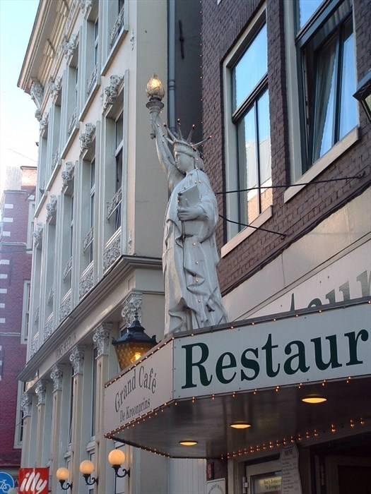 Réplique en Amsterdam