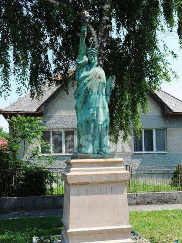 Réplica en Bratislava