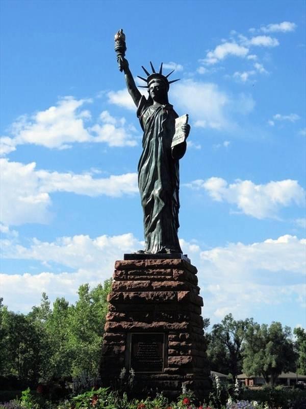Réplica en Fort Collins