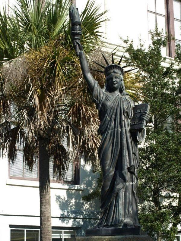 Réplica en Wilmington