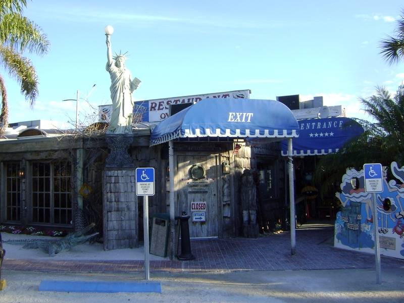 Réplica en Sarasota