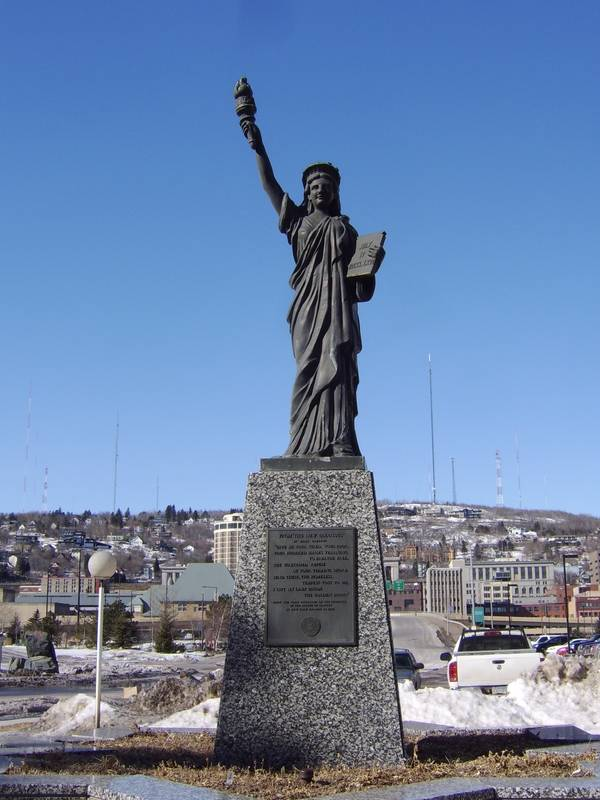 Réplica en Duluth