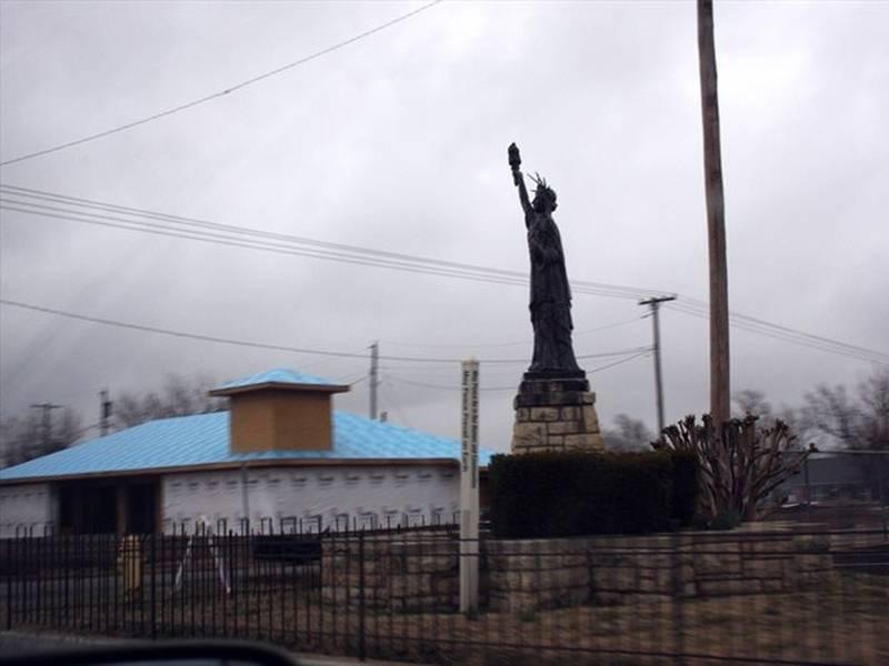 Réplica en Tulsa