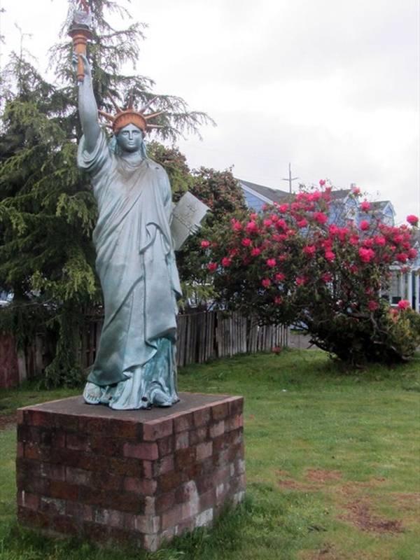 Réplica en Hoquiam