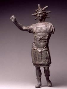 El dios sol Helios