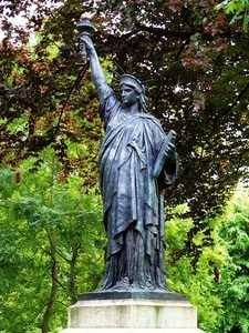 Réplica del Jardín de Luxemburgo