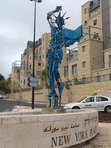 Réplica en Jérusalem