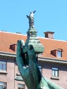 Réplica en Gothemburg