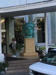 Réplica en Miami Beach