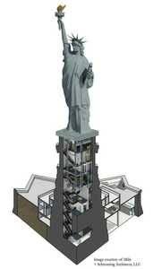 Plano del monumento