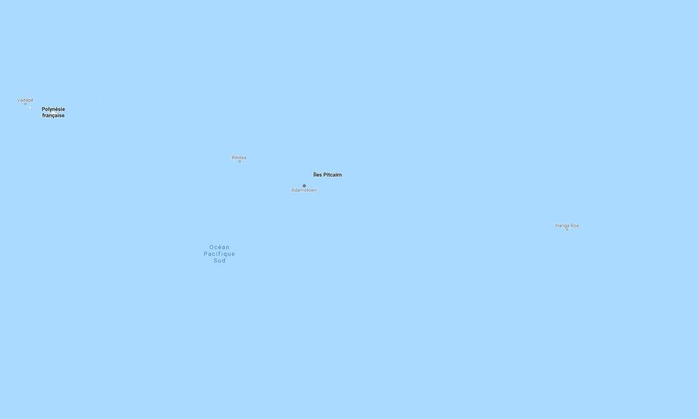 En el Pacifico