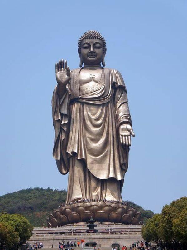 El gran Buda de Liang Shan