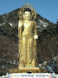 Bouddha de oro
