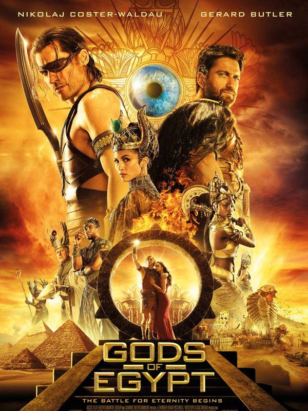 God of Egypt