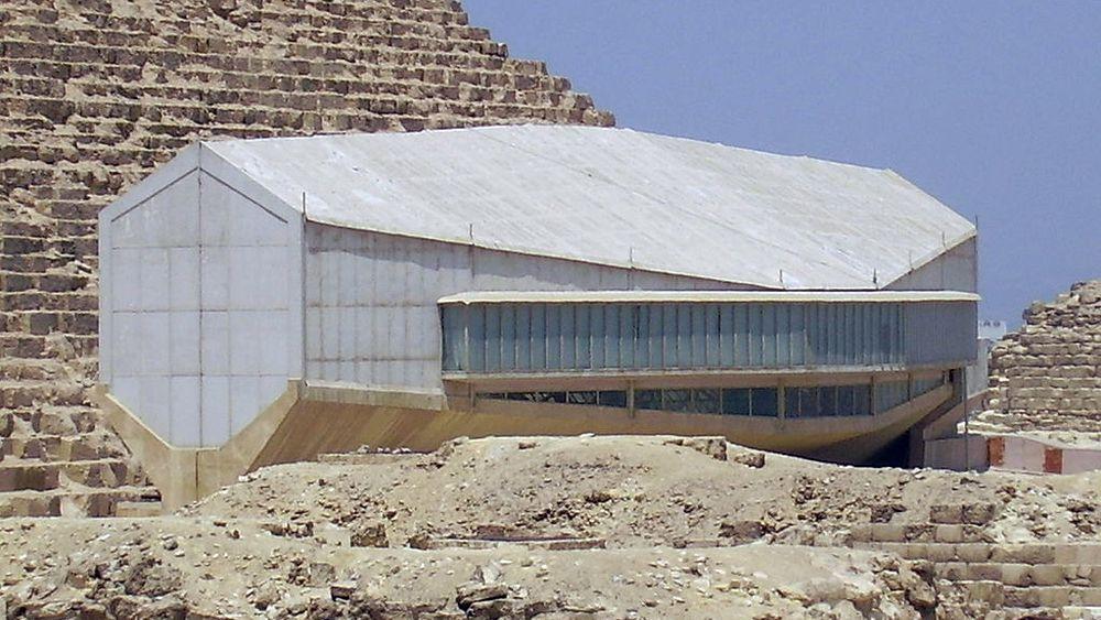 El museo del barco solar