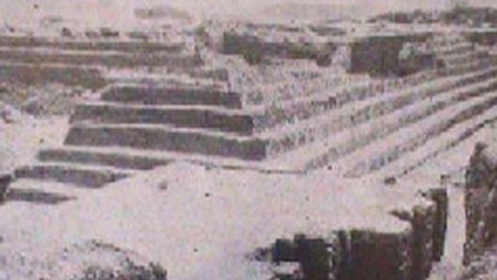 El mastaba 3504