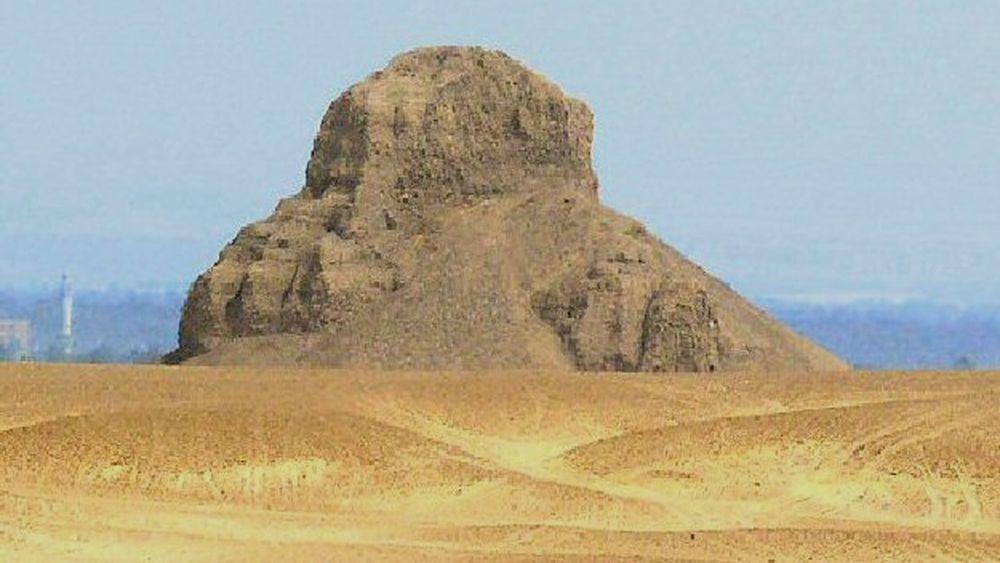 Pirámide de Amenemhat III