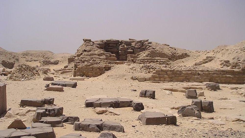 pirámide de Neferhetepes