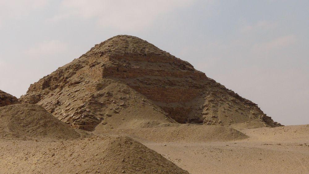 La pirámide de Néferirkarê