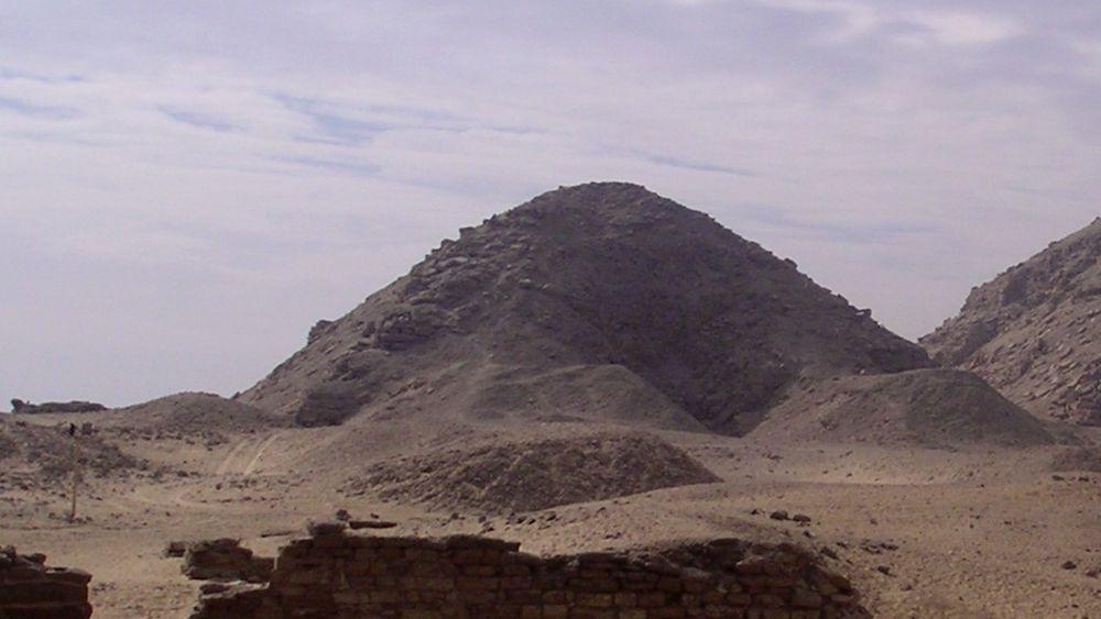 pirámide de Niouserrê