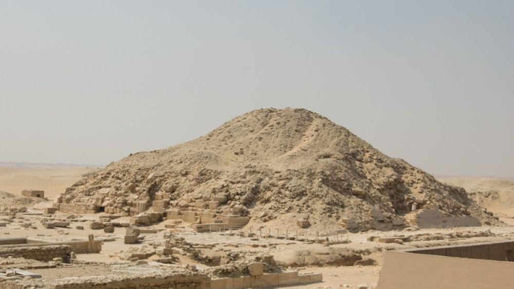 La pirámide de Sekhmekhet