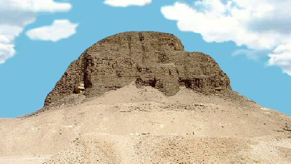 Pirámide de Sesostris II