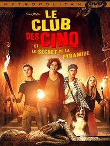 El club de los cinco y el secreto de la pirámide