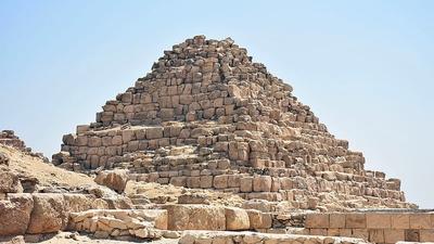 Pirámide de Hétépherès