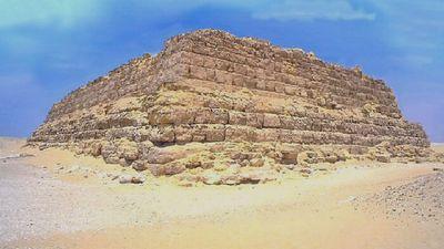 Mastaba de Shepseskaf