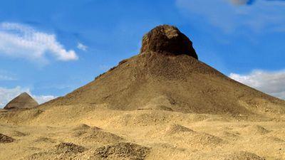 Pirámide de Amenemhat II