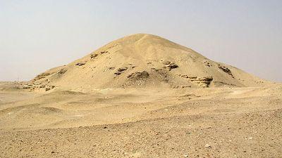 Pirámide de Amenemhat I