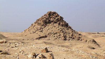 La pirámide de Userkaf