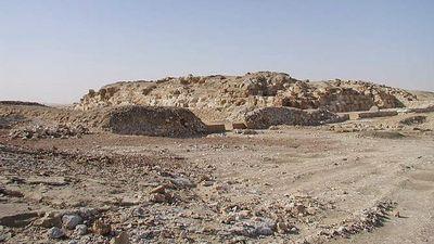 La pirámide de Djedefrê