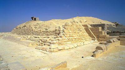 Pirámide con textos de Pepi